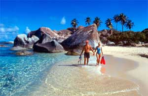Virgin Island Walkthrough
